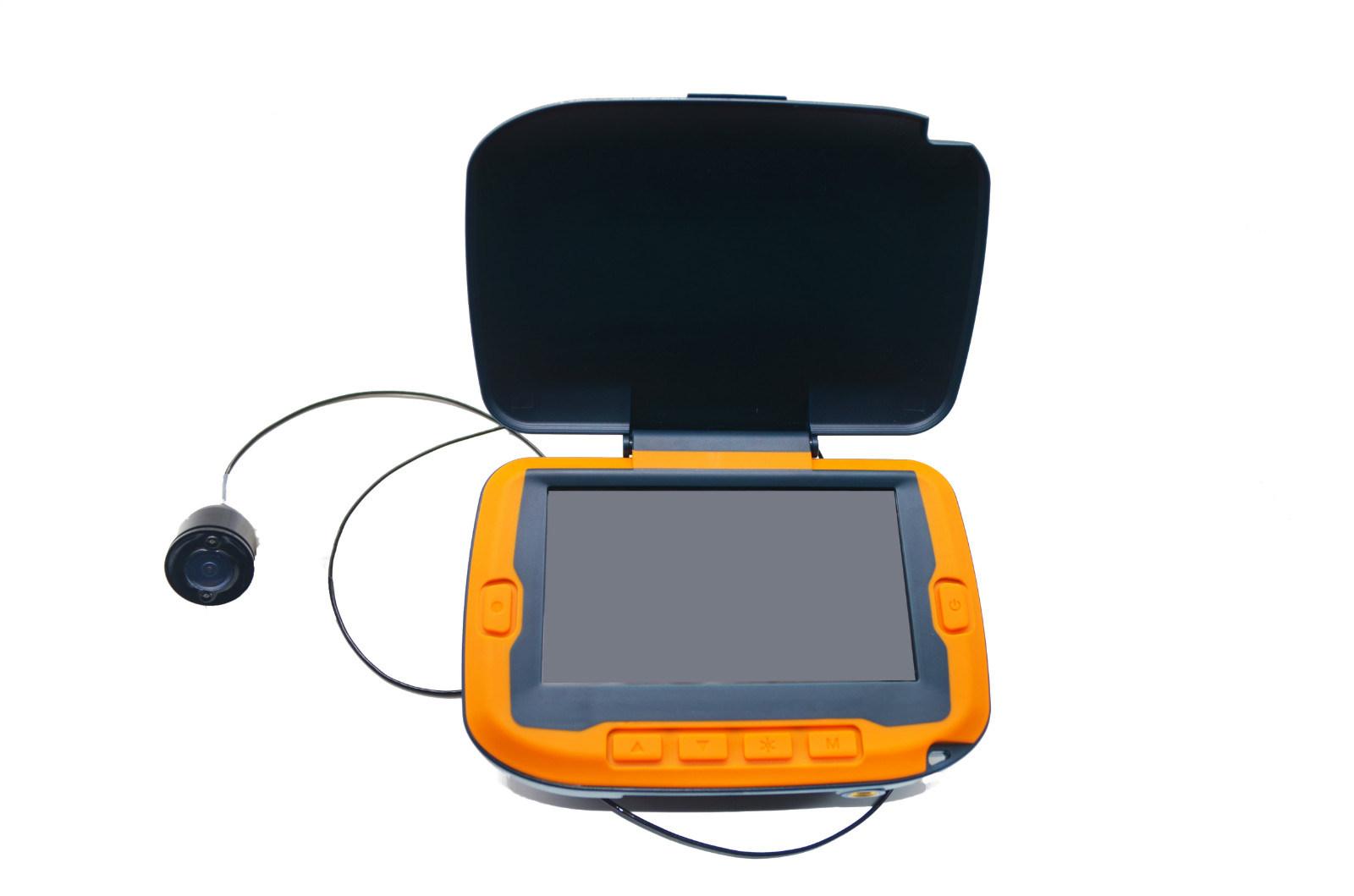 5MP 160 Degree IR Underwater Fishing Inspection Camera