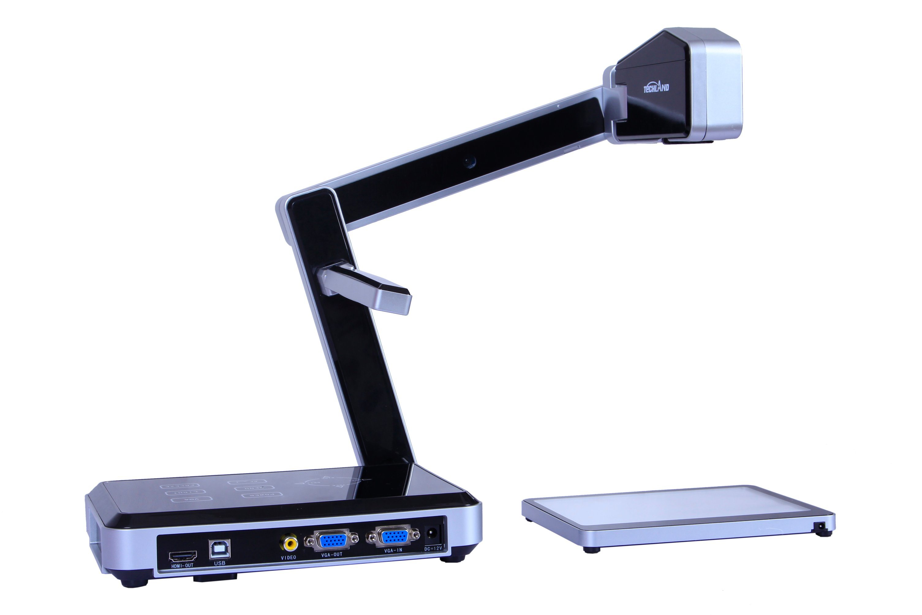 Multi-Media Document Camera Portable Visualizer for School Equipment