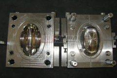 Lighting System Mould/Plastic Injection Moulding