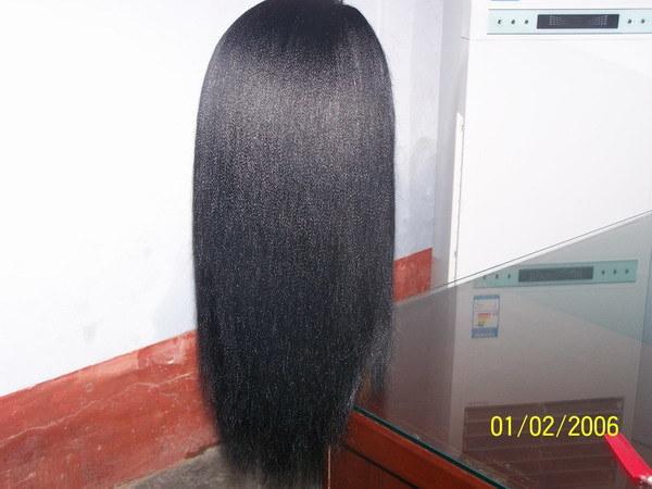 X Q Remy Hair 58