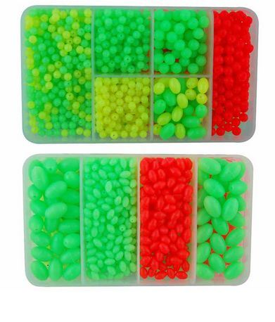 Wholesale Colorful Plastic Fishing Floating Beads Hy-L2107 Fishing Tackle Fishing