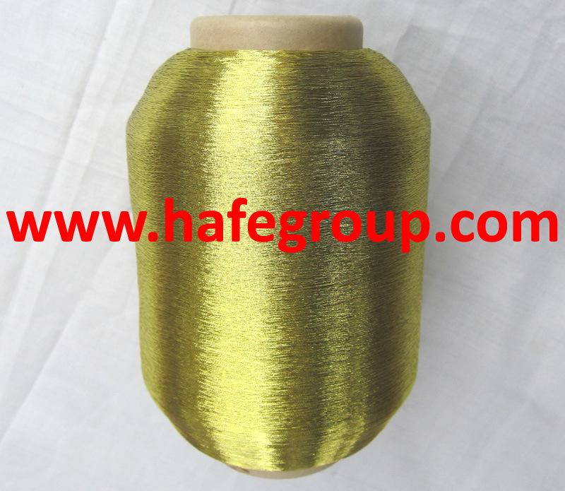 Metallic Yarn (MS-Type Or ST-Type)