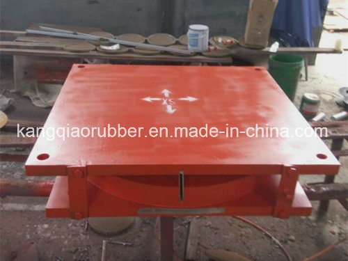 China Pot Rubber Bearings for Bridge Constructions