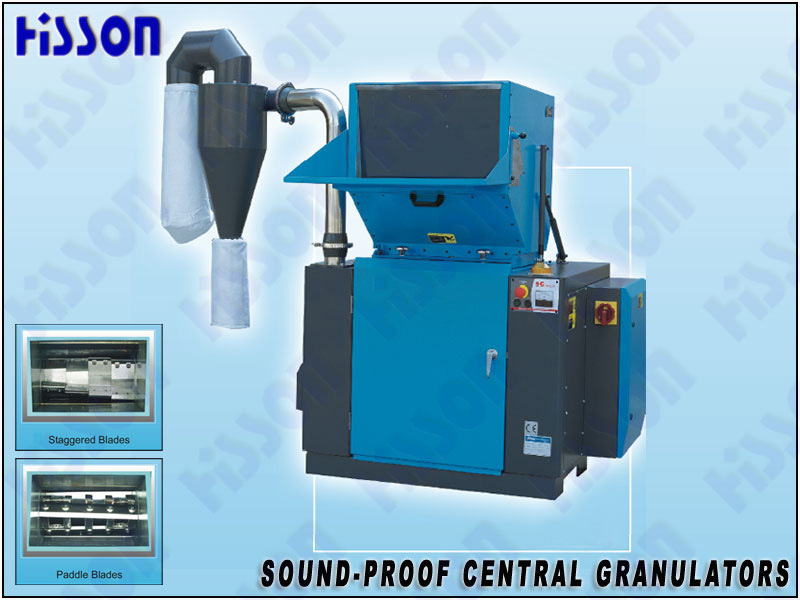 Sound-Proof Granulator Crusher Sg-30