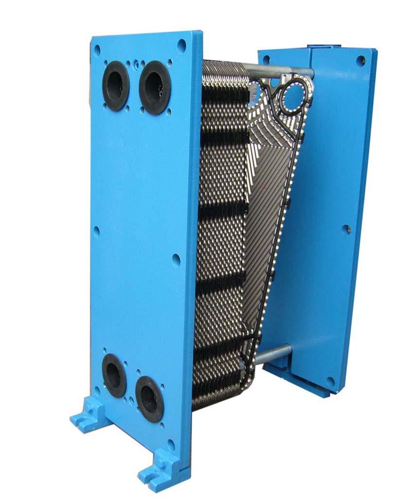 Counter flow heat exchanger diagram radiator