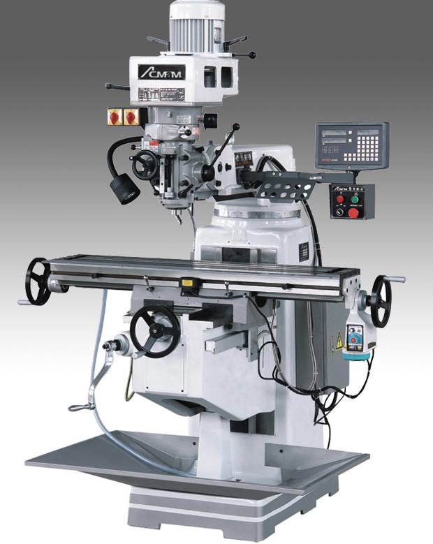 american made milling machine