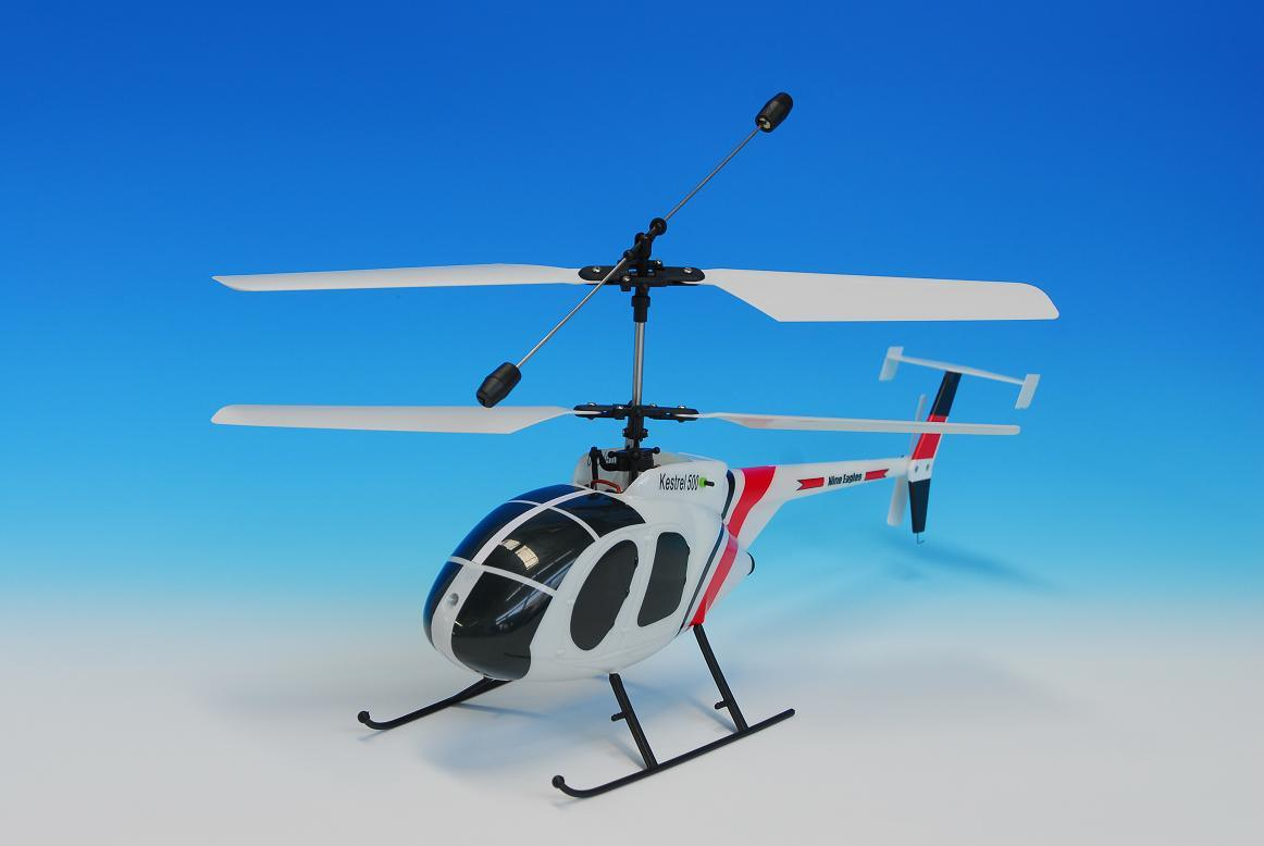 Elicottero 500 : Primo elicottero nine eagle kestrel a coaxial