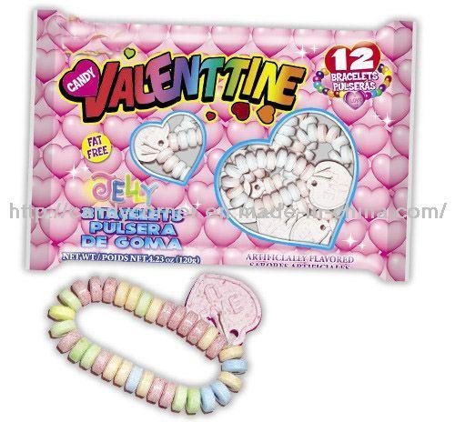 Yangdong Ewin Light Industrial Products Ltd: China Valentine Bracelet Candy