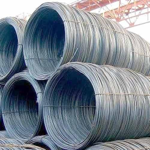 SAE1008 Low Carbon Steel Wire Rod Made in China