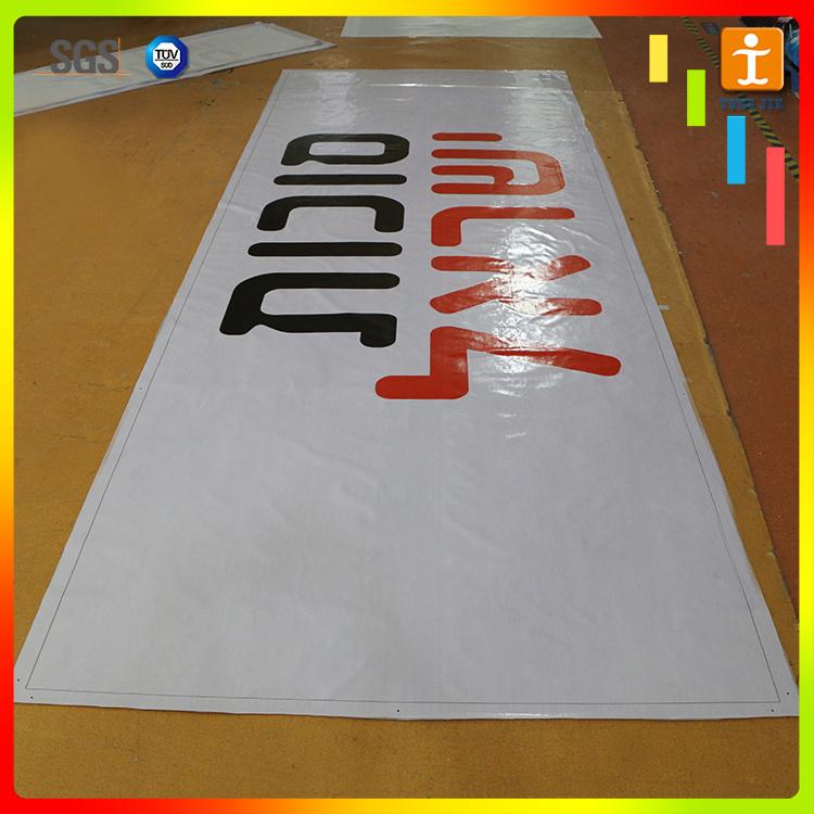 Custom Design Star Advertising Flex Banner Printing