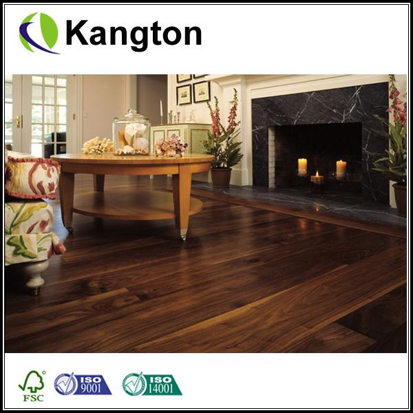 Walnut T&G Hardwood Flooring (Walnut flooring)