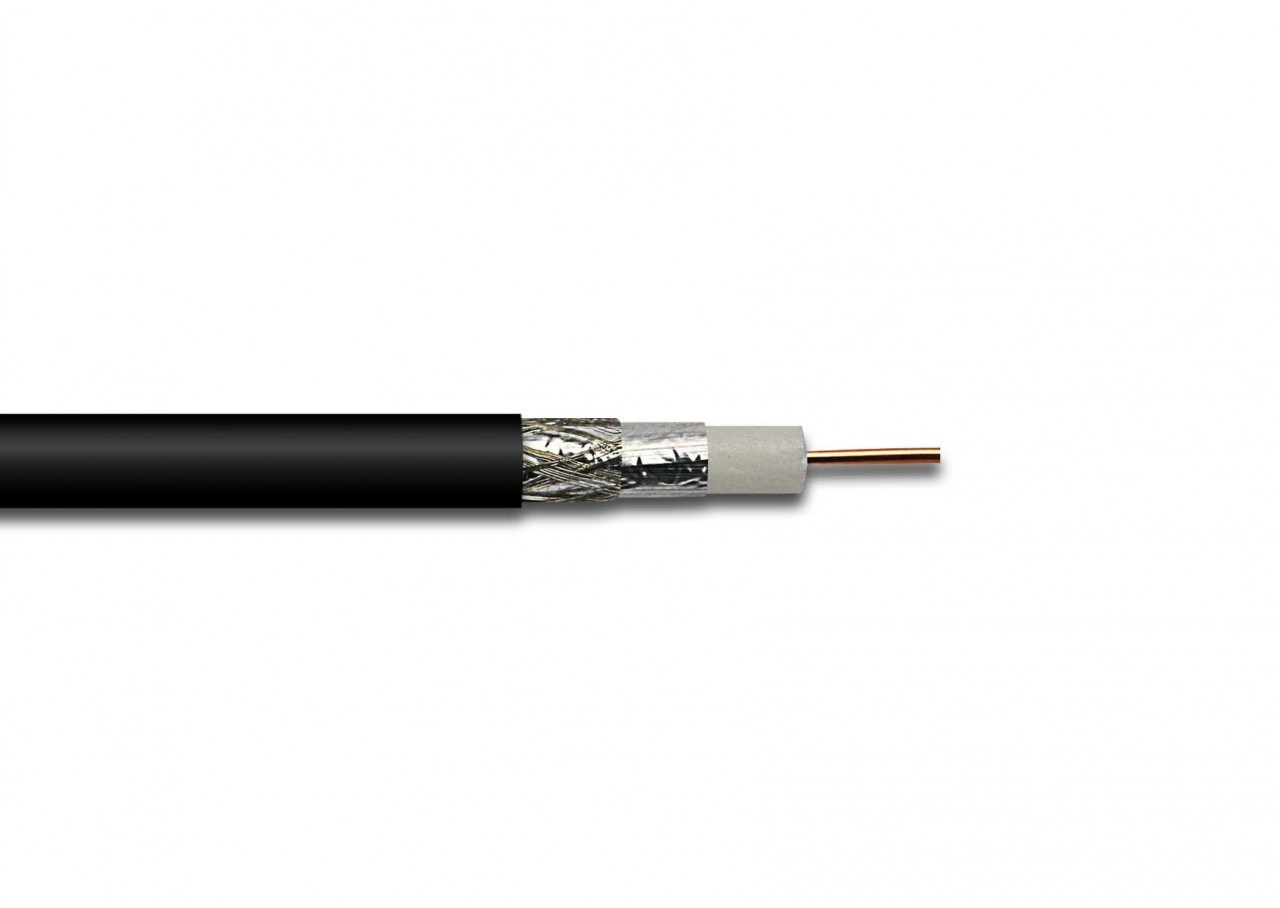 RG6 Standard Shield Coaxial Cable