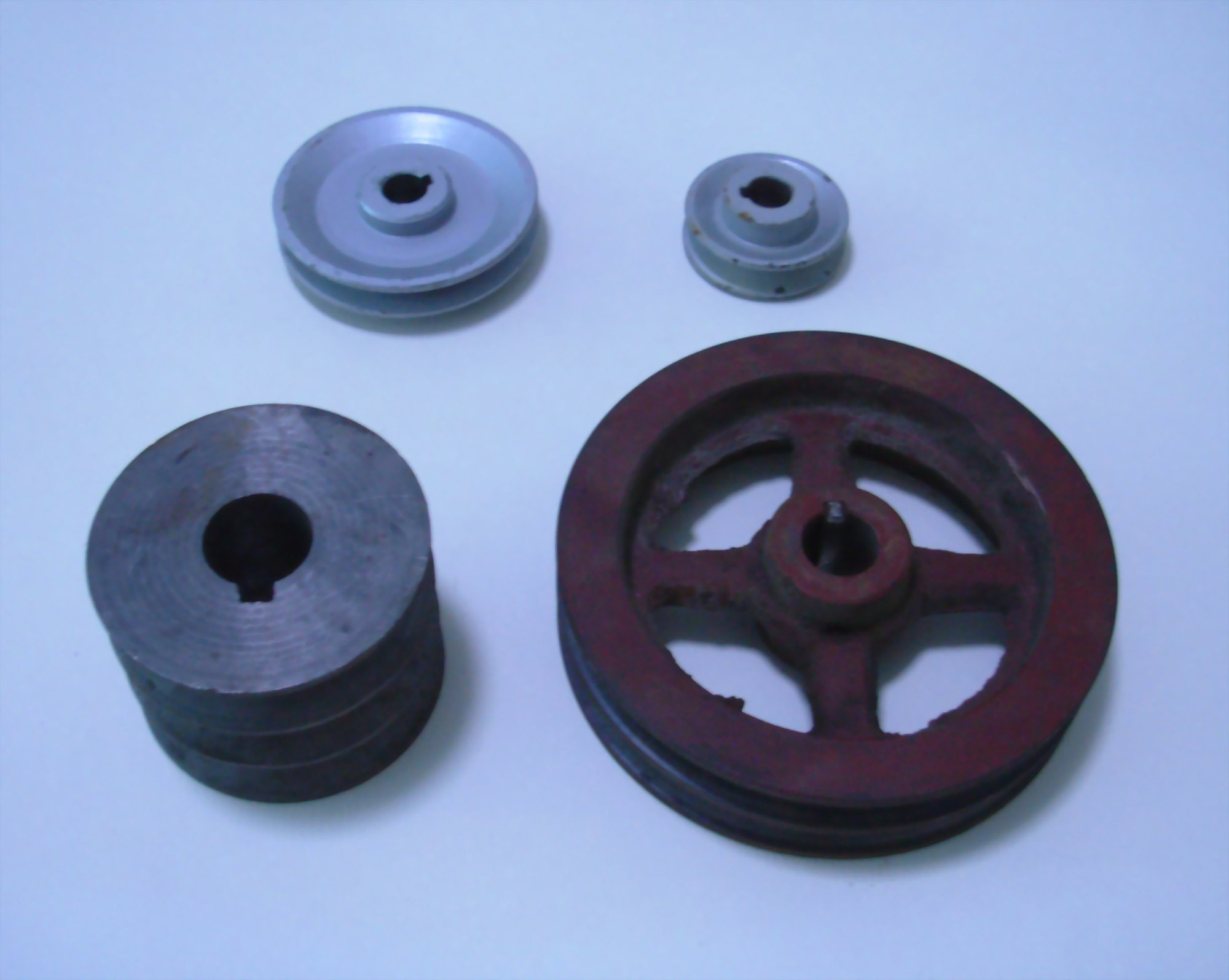 Pulley Machines : Machine pulley china cast products
