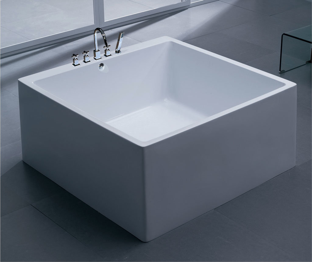 China One Piece Acrylic Bathtub UK 324 China Bathtub Sanitary Ware