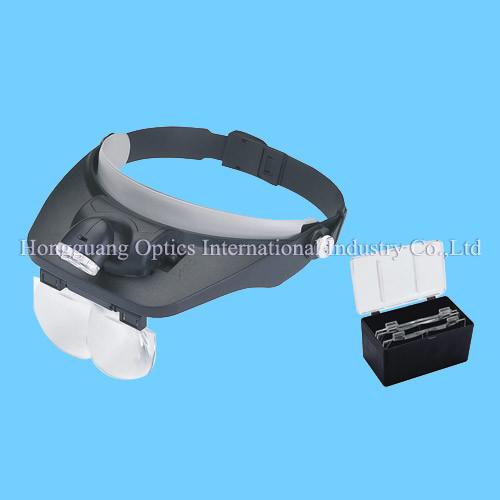 LED Head Magnifier (MG81001-E)
