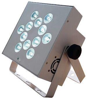 12PCS*12W RGBWA 5in1 Wireless LED Uplight / LED Wireless Battery PAR Light
