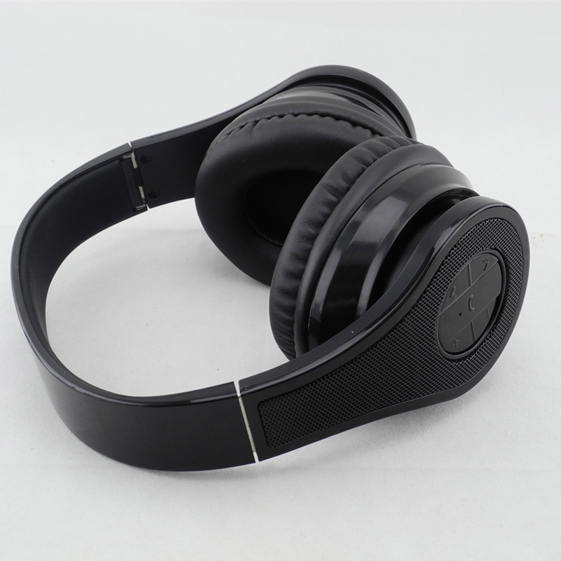 Bh-07 Foldable Headband Hifi Wireless Stereo Bluetooth Headset (BH-07)