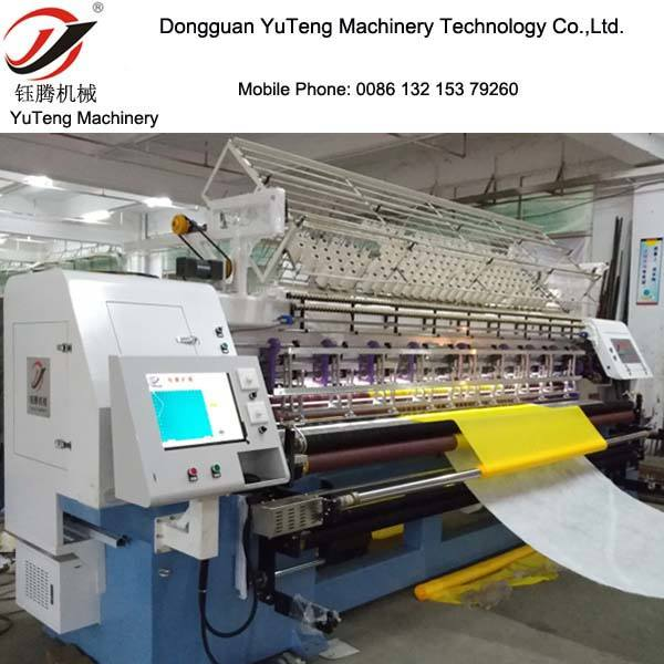Multi-Needle Quilting Machine for Beds and Garments Ygb128-2-3