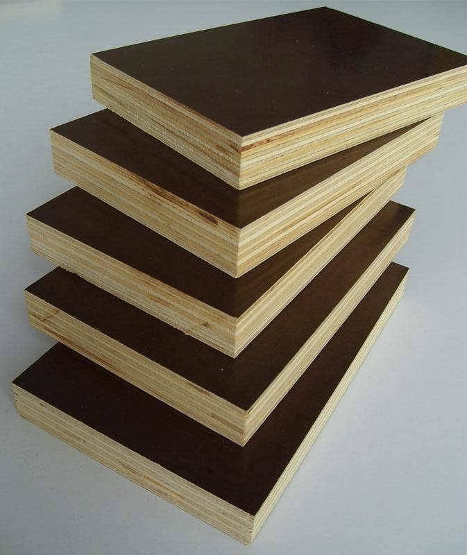 High Quality 18m Film Faced Plywood