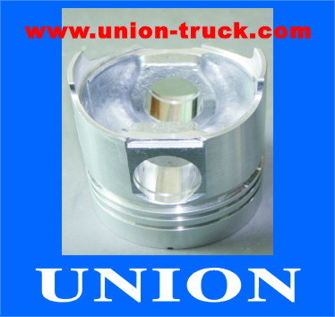 Diameter 105mm Diesel Engine YC6105QC Piston for Yuchai Engine