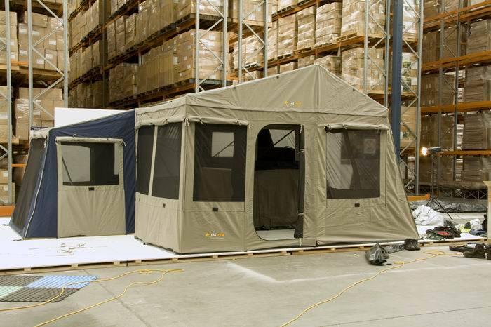 Model Camper Trailers  The Karijini INDY Camper Trailer  Southern Cross