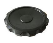 Rubber Bakelite Plastic Ripple Handwheel for Machine Tool Accessories