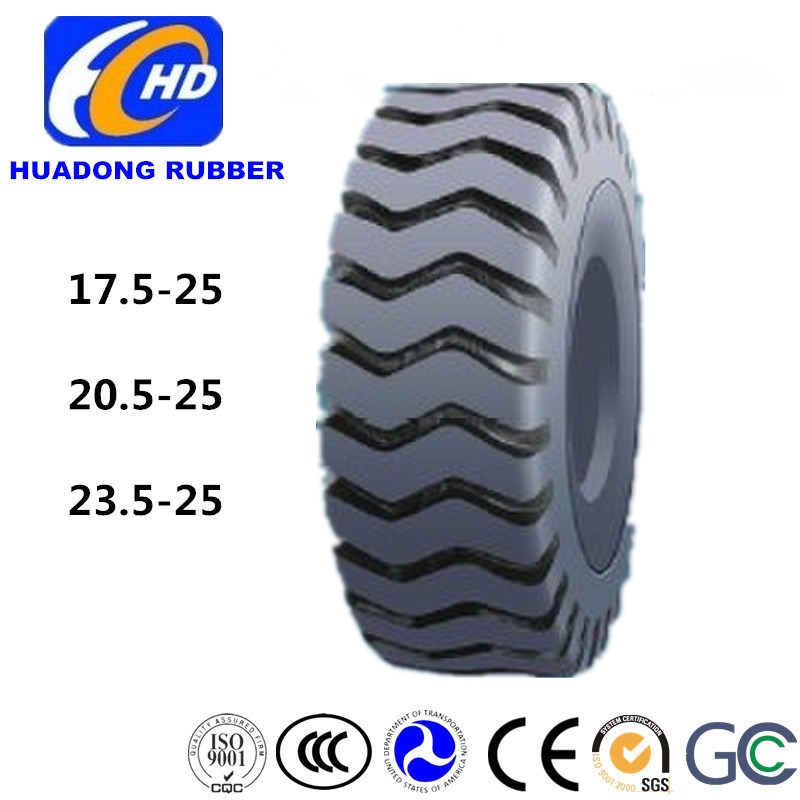 off The Road Tyre, OTR Tyre 17.5-25, 25.5-25, 23.5-25