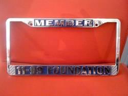 License Plate Frame, Car Plate Frame, Number Plate Frame