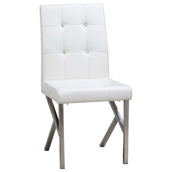 stainless steel dining room chairs | China Stainless Steel Dining Chair (C244) - China Dining ...