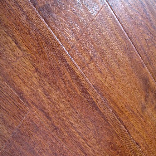 Laminate flooring hand scraped laminate flooring for Hand scraped wood floors