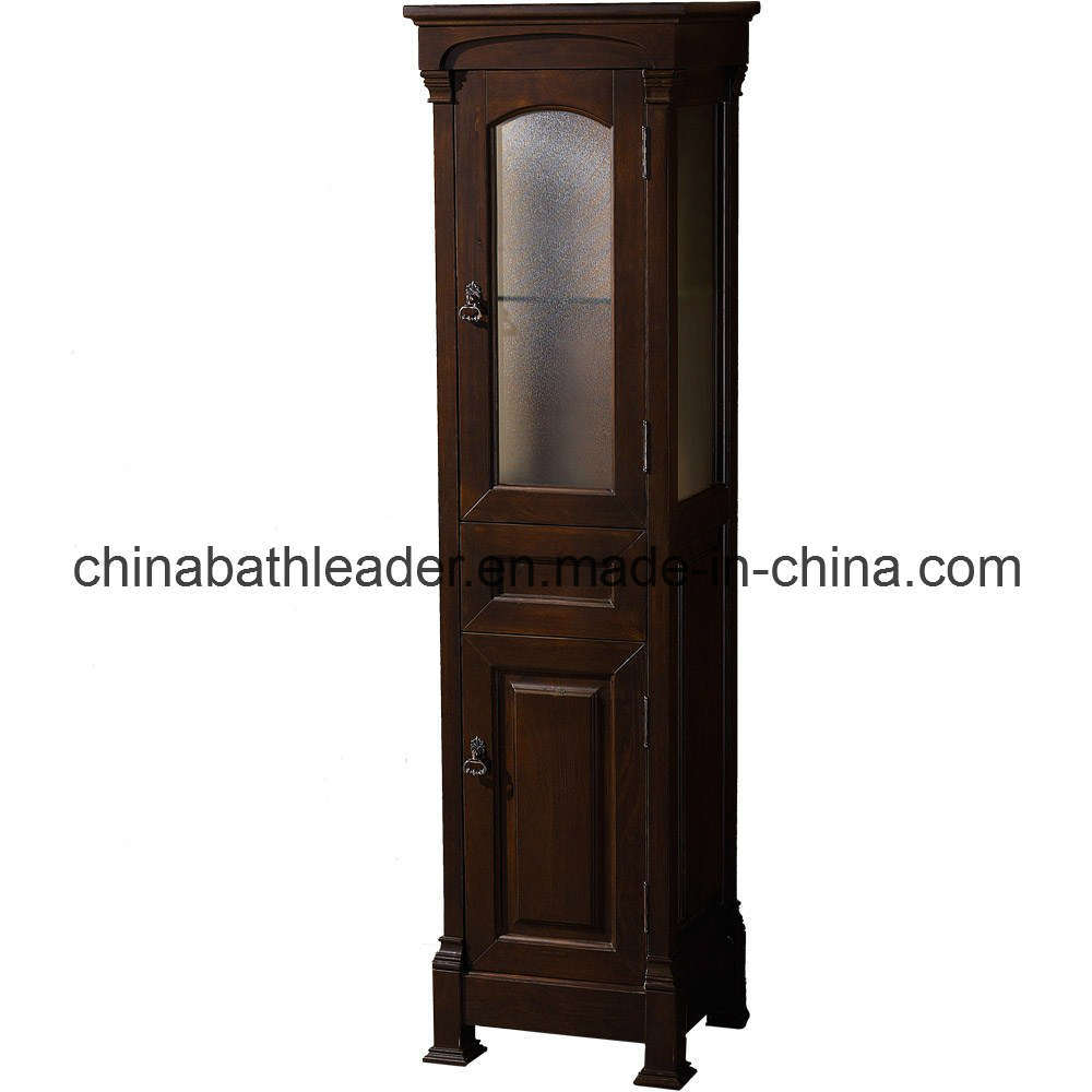 China bathroom storage side cabinet vanity 5 china Bathroom vanity cabinet storage