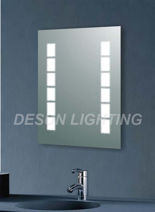 LIGHTED BATHROOM MIRRORS Bathroom Design Ideas