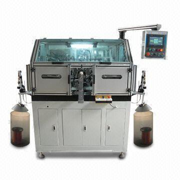 armature winding machine