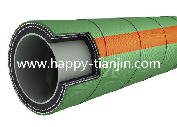Acid & Alkali & Paint Chemical Delivery XLPE Chemical Hose