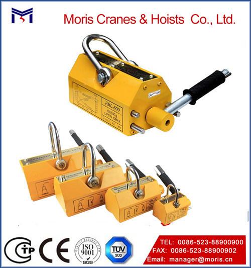 Magnetic Lifter Heavy Duty Crane Hoist Magnetic Lifter