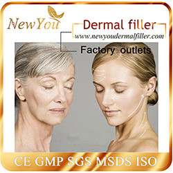 New You Hyaluronic Acid Dermal Filler for Remove Wrinkles