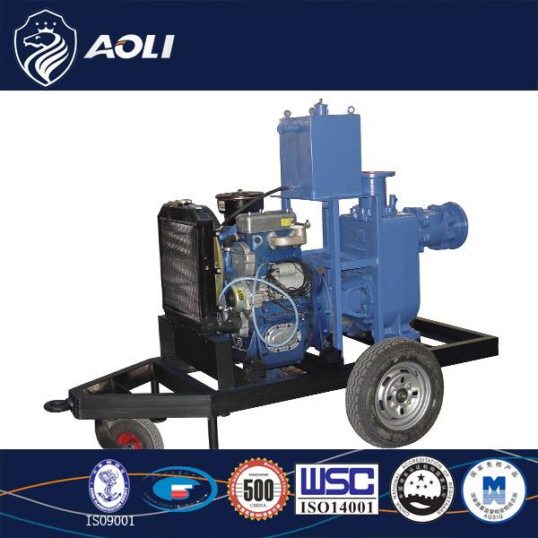 Diesel Engine Self-Priming Pump (ZCSB)