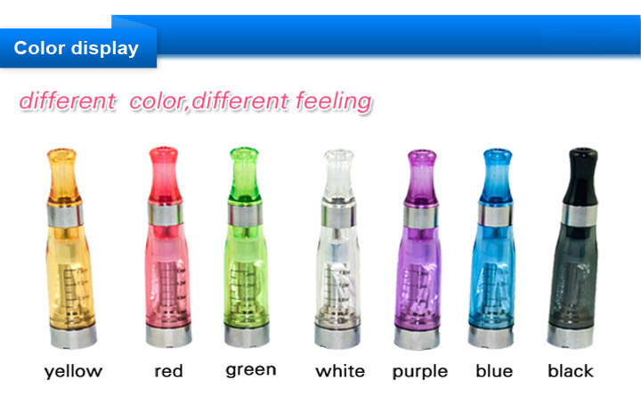 2013 Best Electronic Cigarette Clearomizer Atomizer EGO CE4