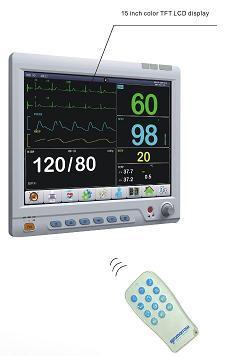 900e Multi-Parameter Monitors New 15 Inch (wall)