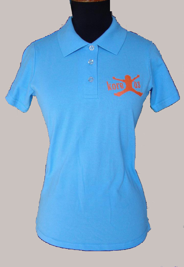 Polo t shirt women the image kid has it for Woman s polo shirts