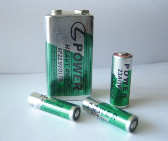 NICAD BATTERY MSDS