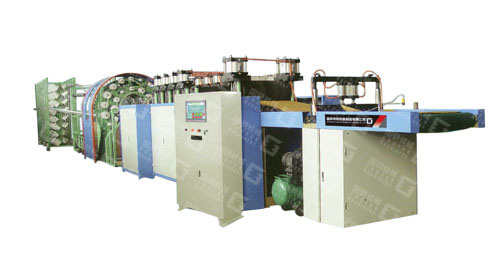 Gy6d-600 Computer Compound Sack-Making Machine