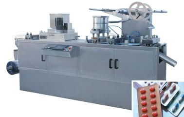 Flat Plate Auto Blister Packaging Machine (DPB-250E)