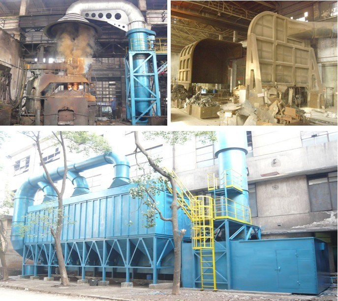 Filter Bag Type Dust Collector (FD)