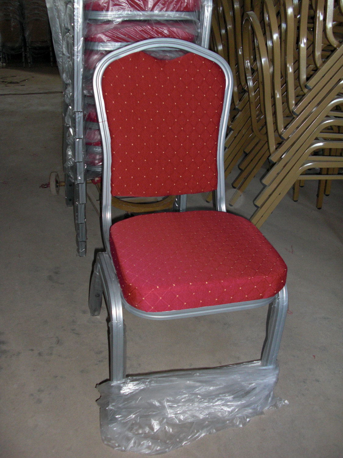 Metal Dining Or Reception Chair Chair Pads Amp Cushions