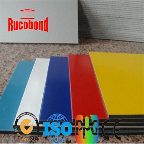 PVDF/PE Cladding Wall ACP Aluminum Composite Panel (RCB130726)