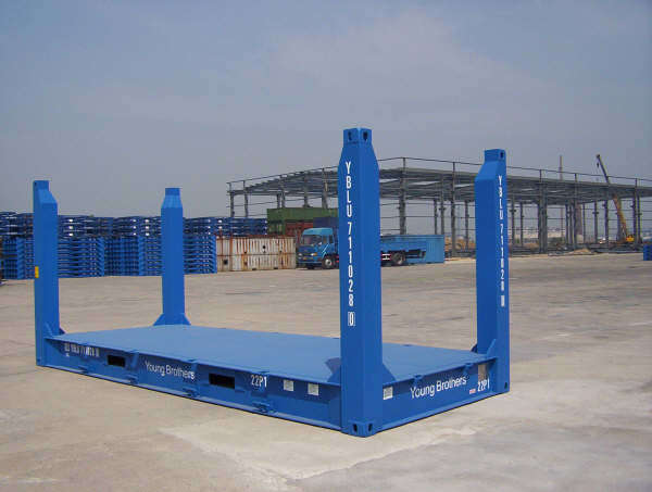 container flat