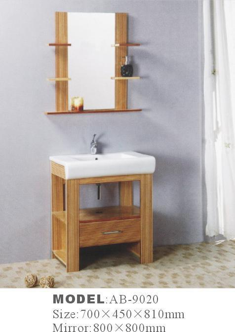 Http Anbangjjq En Made In China Com Product Sqxmkgujayhc China Bamboo Bathroom Cabinet Ab 9020 Html