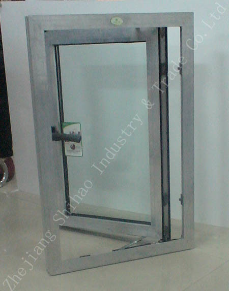 Aluminum casement window china wooden window for Aluminum replacement windows