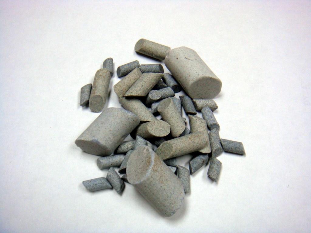 Ceramic Polishing Stones : Deburring stone china aluminum door parts ceramic